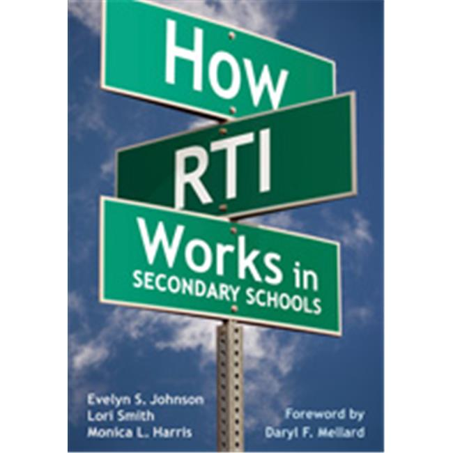 How Rti Works In Secondary Schools, Paperback - image 1 of 1