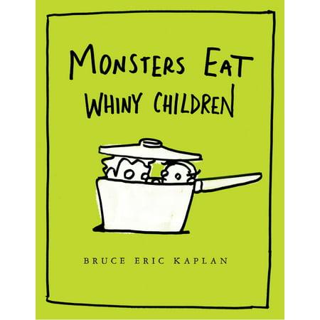 Monster Inc Kid (Monsters Eat Whiny Children)