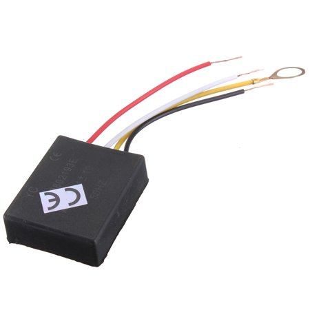 3 Way 110/220V Table Desk Light Lamp Touch Switch Control Lamp Switch Sensor Dimmer Repair for Bulbs