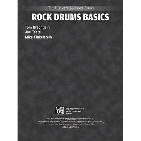 Ultimate Beginner Rock Drums Basics