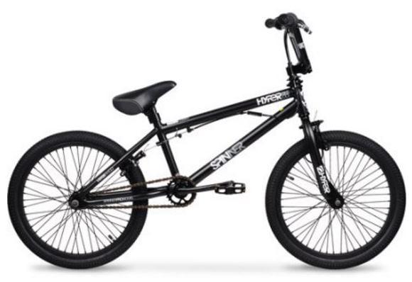 "20"" Hyper Spinner Bike by Hyper Bicylces"