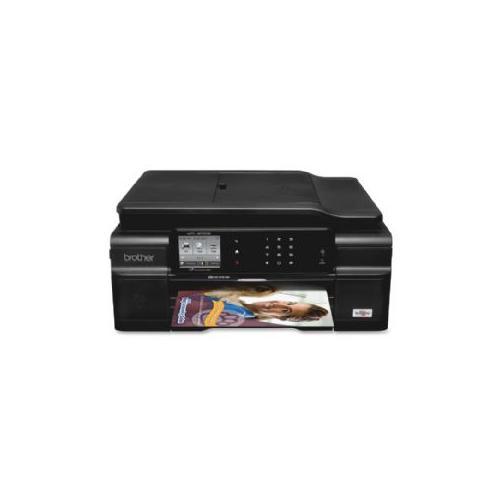 Brother Work Smart MFC-J870DW Inkjet Multifunction Printer - Color - Plain Paper Print - Desktop