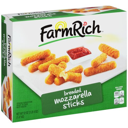 farm rich cheese sticks