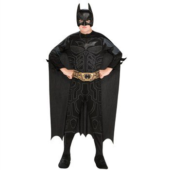 Batman Dark Knight Child Costume - Knight Costume For Women