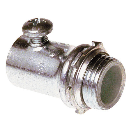 Connector,Setscrew,Insulated,2 In ZORO SELECT 3LT60