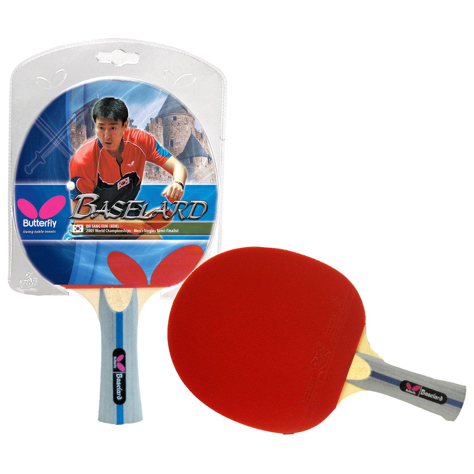 Butterfly Baselard Pre Assembled Table Tennis Beginners Racket