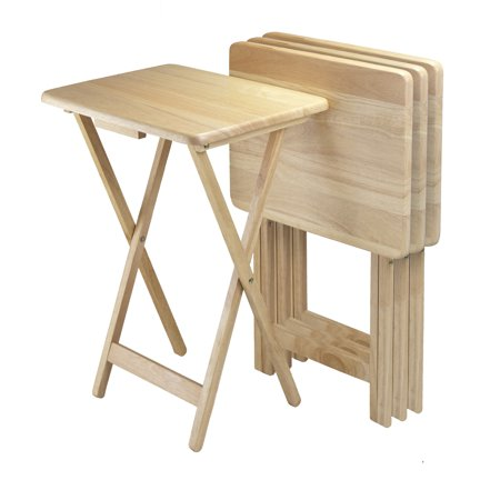 buy online 36470 58d75 Set of 4 Single TV Tables