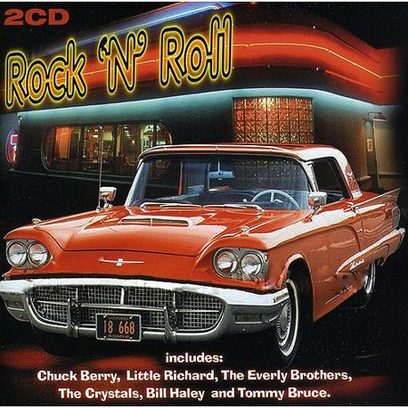 ROCK N ROLL [CD BOXSET] [2 DISCS] (Alternative Rock Halloween Music)