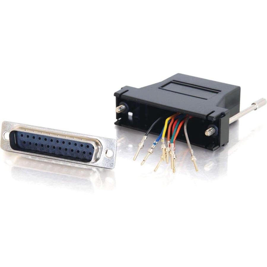 C2G DB-25 Modular Adapters 02937