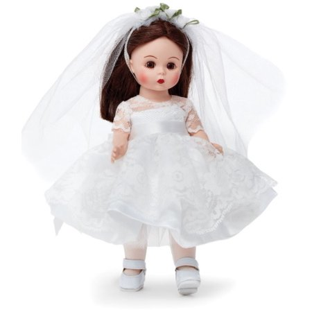 "Madame Alexander First Communion Blessings Brunette 8"" Doll"