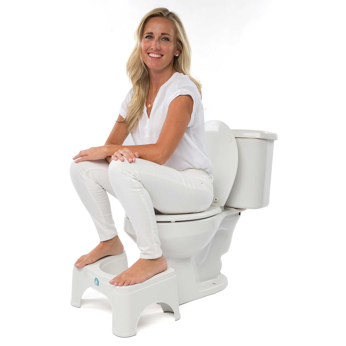 Squatty Potty Toilet Stool 2 Pack Walmart Com