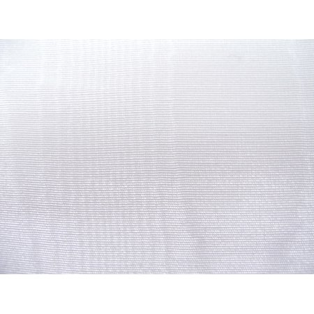 """White Bengaline Moire 72"""" Wide"""