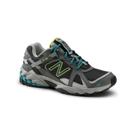 New Balance 570 SUREGRIP Womens Grey/Teal/Yello Sneakers