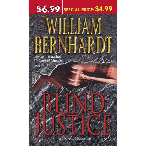 Blind Justice: A Novel of Suspense