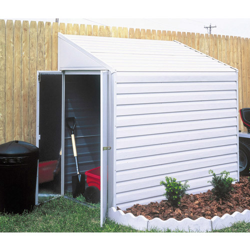 Arrow Yardsaver Shed, 4' x 7'