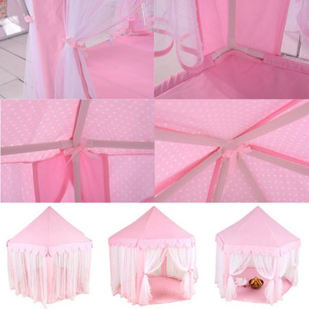 Play Tent Child Princess Castle Tent Indoor And Outdoor