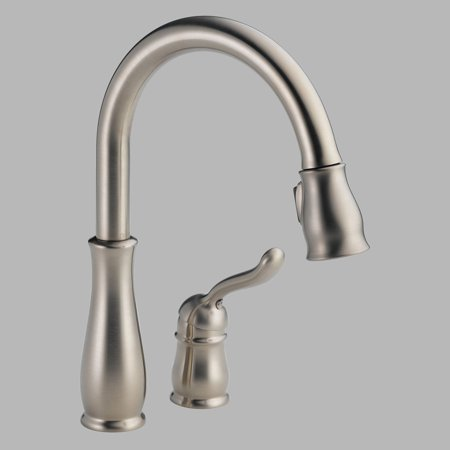 Delta-978-SSWE-DST Leland, Single Handle Water Efficient Pull-Down ...
