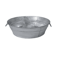 BEHRENS INC 105LFT 3GAL Low Round Flat Tub