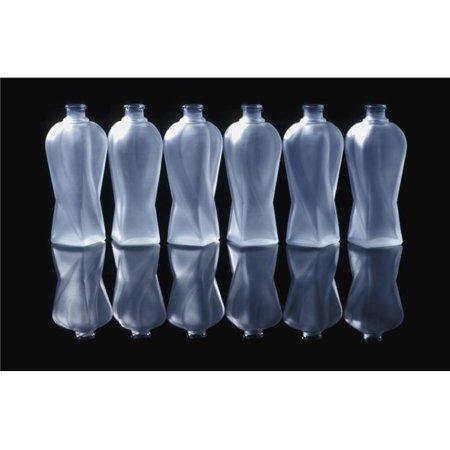 Six Glass Bottles Poster Print by David Chapman, 34 x 22 - Large - image 1 of 1
