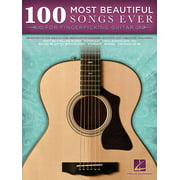 100 Most Beautiful Songs Ever for Fingerpicking Guitar (Paperback)