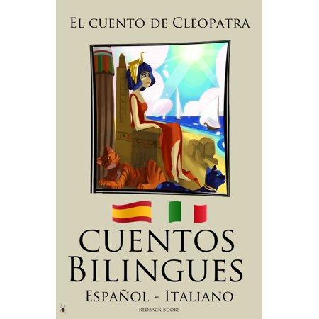Cuentos Bilingues - El cuento de Cleopatra (Español - Italiano) - eBook](Menu Halloween Italiano)