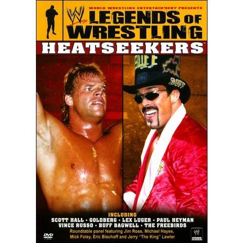 WWE: Legends Of Wrestling - The Biggest Heatseekers (Full Frame)