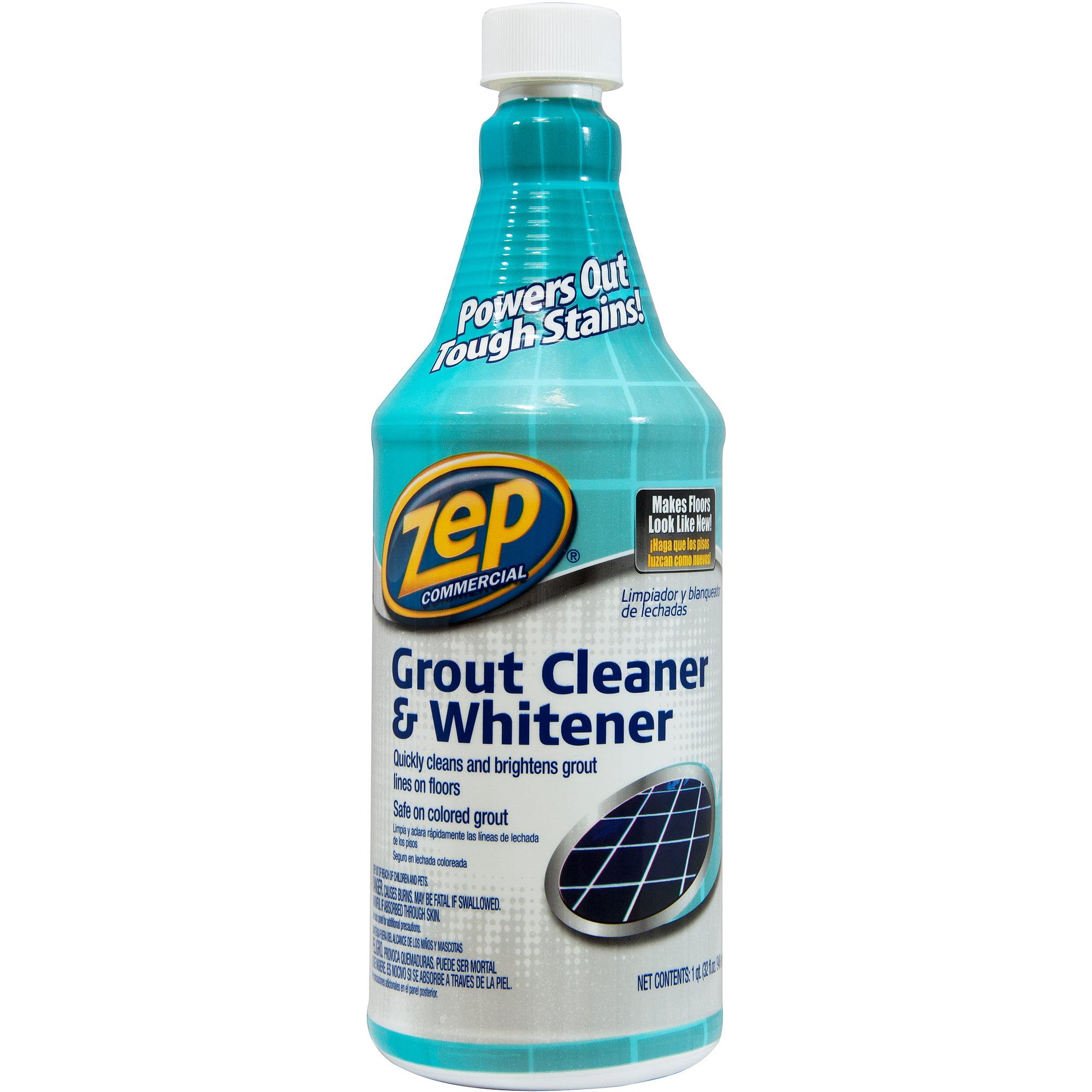 Zep Commercial Grout Cleaner, 32 oz - Walmart.com