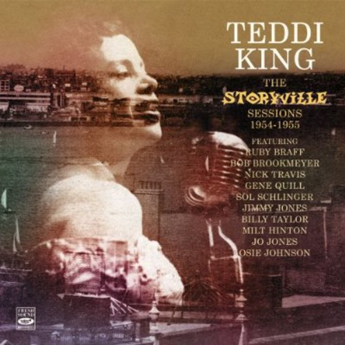 Teddi King - Storyville Sessions 1954-55: Miss Teddi King/Now I [CD]
