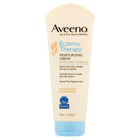 Aveeno Eczéma Therapy Crème Hydratante, 7,3 oz