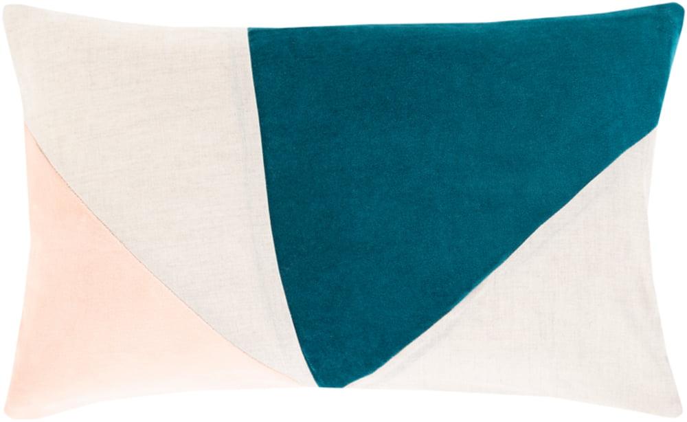 Surya Moza Modern Lumbar Pillow Cover Mza009 1320 Walmart Com Walmart Com