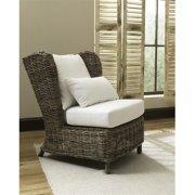 Padmas Plantation MAJ01-KUBU Majorca Lounge Chair - Kubu