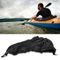 Universal Kayak Spray Skirt,Kayak Spray Skirt,Zerone Universal Adjustable Nylon Kayak Spray Skirt Waterproof Cover Water Sports Accessory