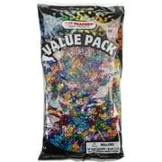 Tri Beads 11mm 900/Pkg-Multicolor