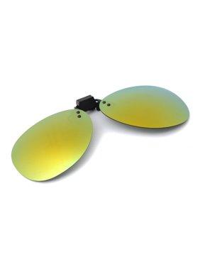 05e1e4ff3965 Product Image Polarized Clip Sunglasses Lens Fishing Night Driving UV400