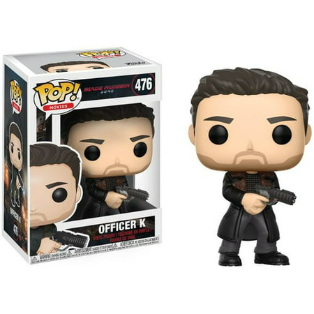 FUNKO POP! MOVIES: Blade Runner 2049 - Officer K (Runner Bobble Head)