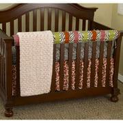 Cotton Tale Here Kitty Kitty 7 Piece Crib Bedding Set