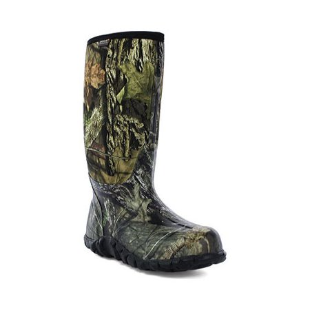 Boots Mens 14 Classic Rubber Hunting Insulated WP 60542 Classic Short Mens Boots