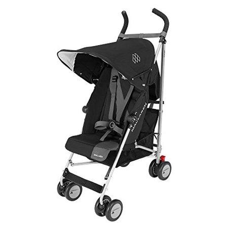 Maclaren Triumph Stroller, Black/Charcoal (Maclaren Techno Xt Stroller 2013 Model Black)