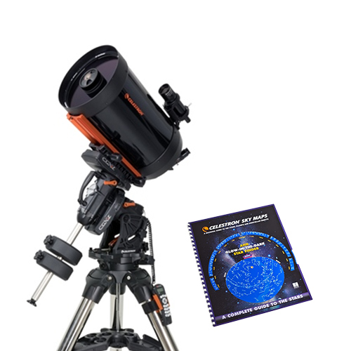 """Celestron 12071 With Skymaps Celestron CGX-L 1100 SCT"" by Celestron"