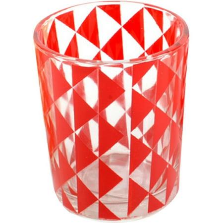 Northlight Seasonal Basic Luxury Glass Hurricane