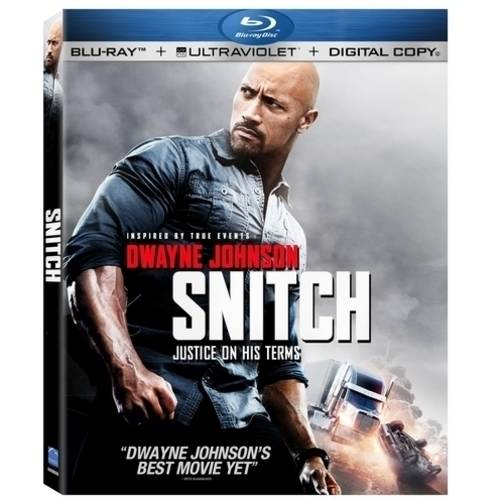 Snitch (Blu-ray + UltraViolet) (With INSTAWATCH) (Widescreen)