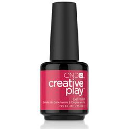 CND Creative Play - Well Red #411 GEL POLISH -
