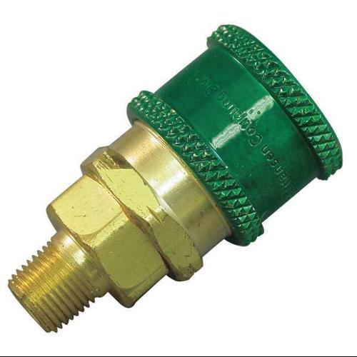 EATON HANSEN GR603SL Coupler Body, (M)NPT, 1/4, Brass