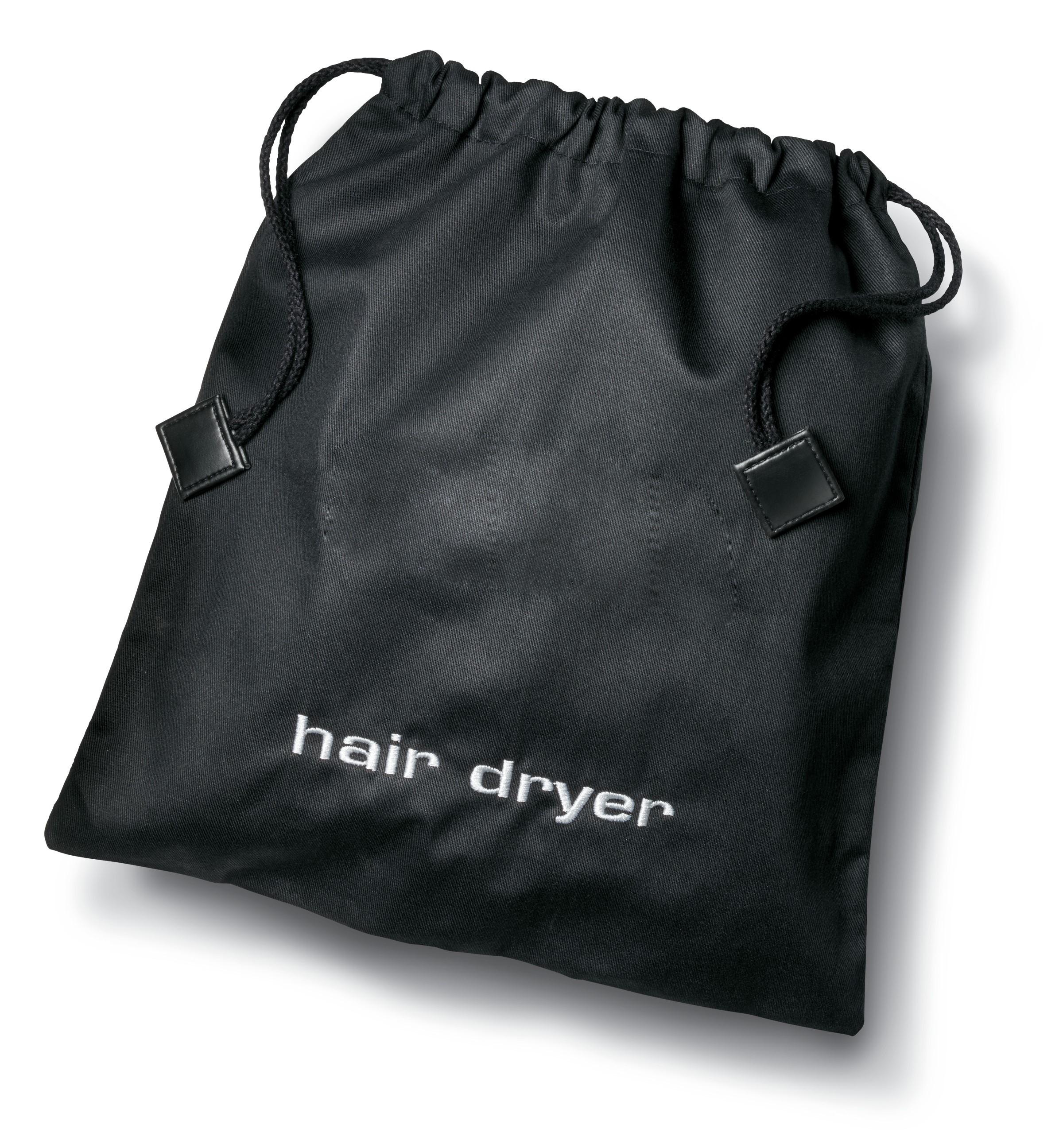 Andis Hair Dryer Bag, Black