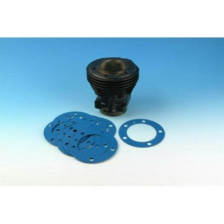Teflon Cylinder Set - James Gasket 16770-66-A Cylinder Head Gasket - Blue Teflon