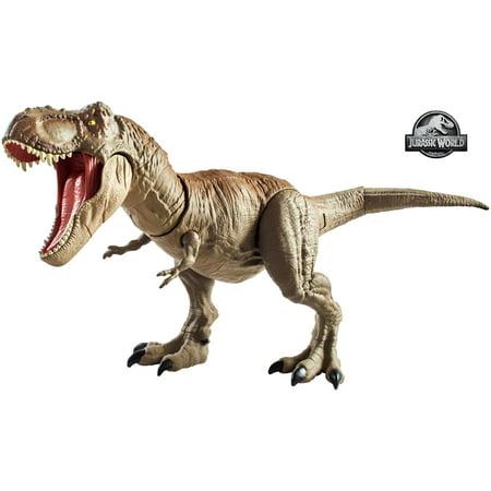 Jurassic World Bite 'n Fight Tyrannosaurus Rex Dinosaur