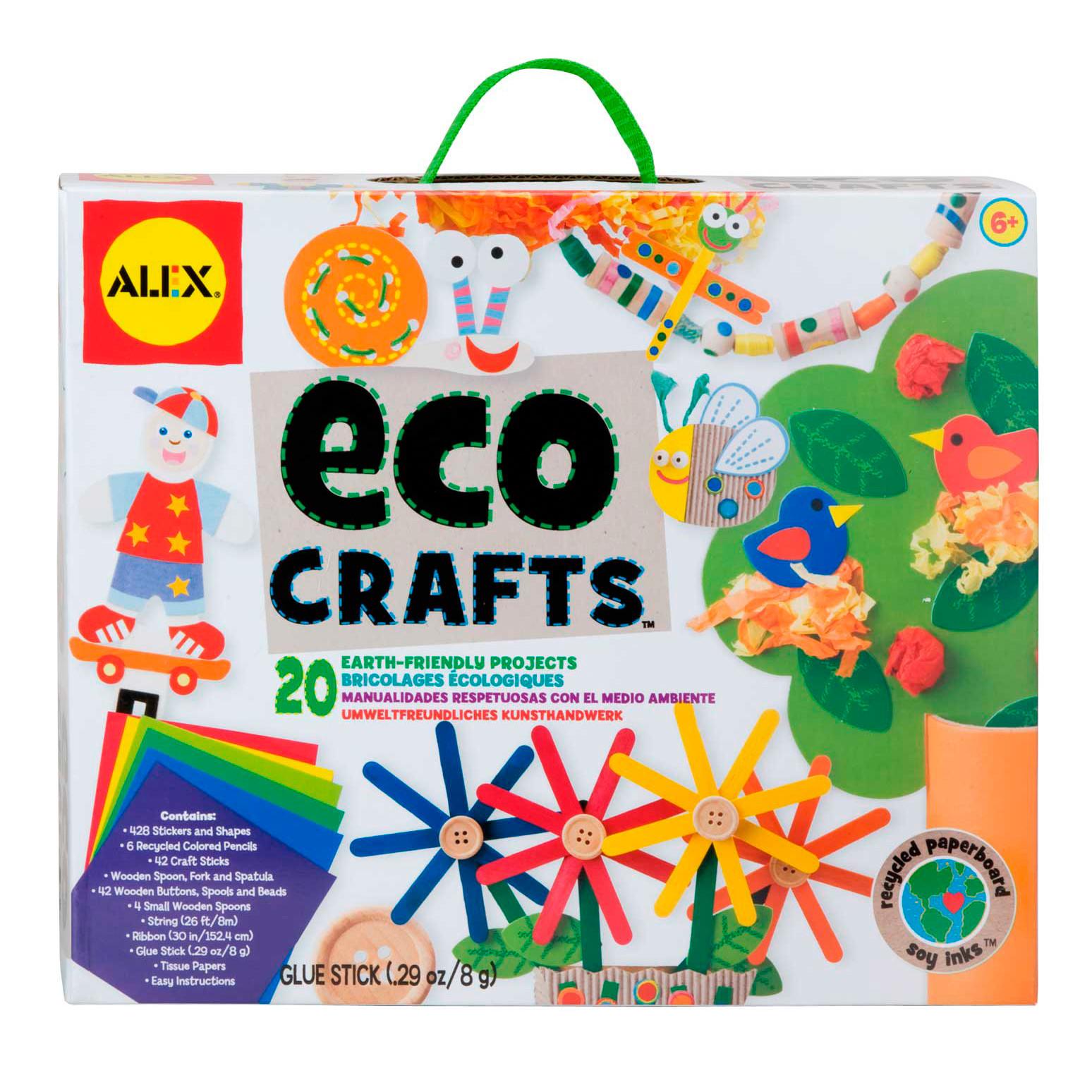 ALEX Toys Craft Eco Crafts