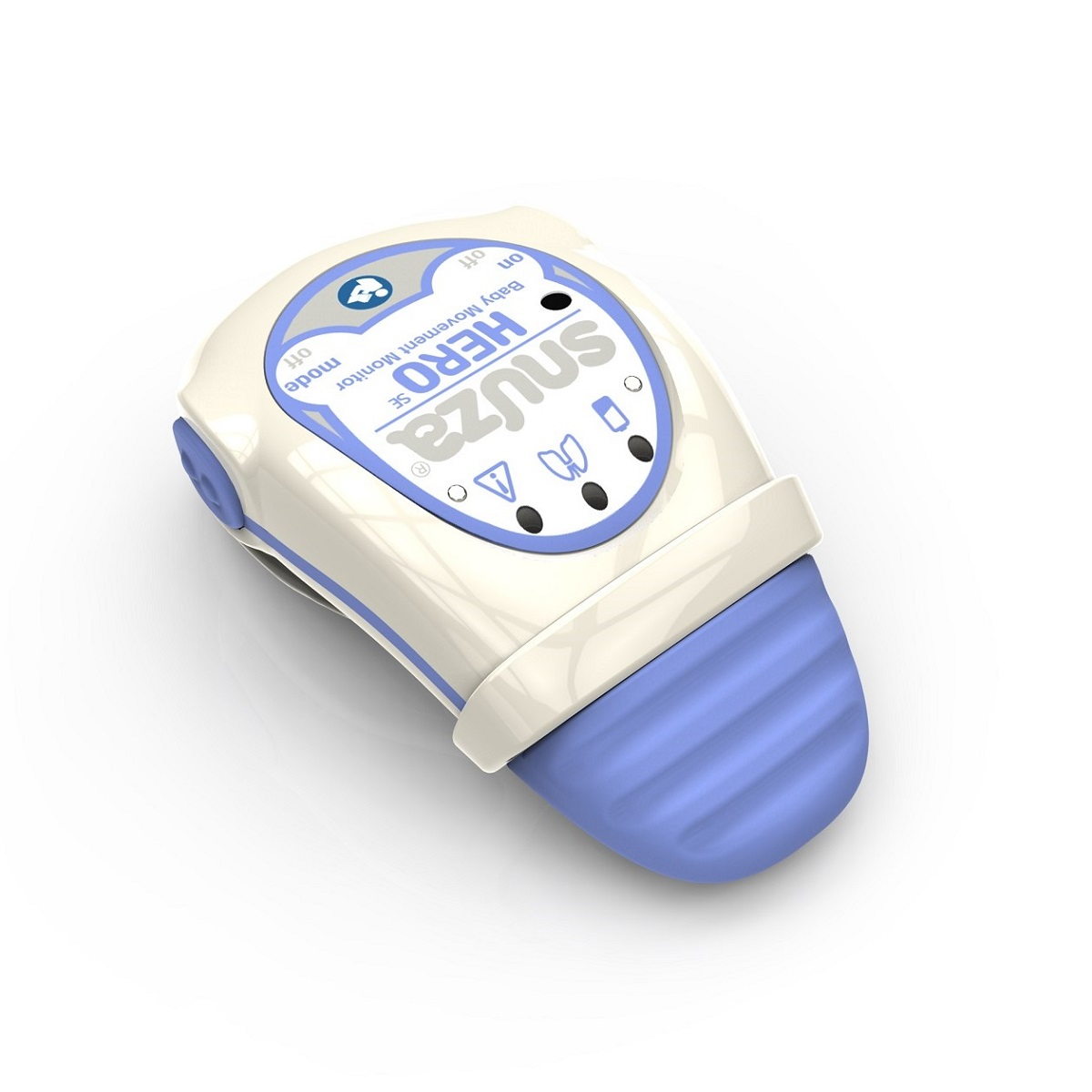 Snuza Hero SE, Baby Movement Monitor, Portable