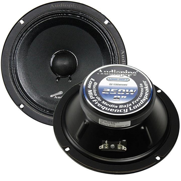 8 Inch Mid Range Component Car Stereo Speaker Car Speakers Audio For