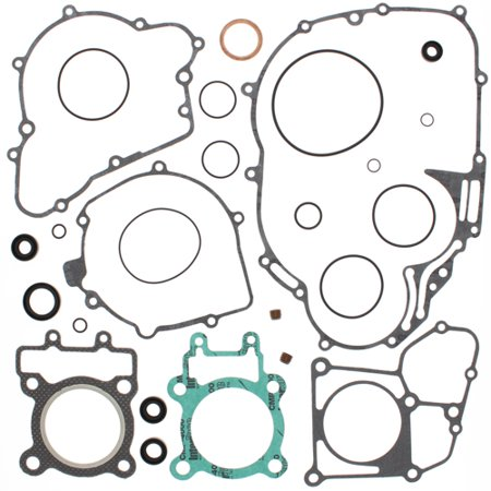 New Vertex Gasket Set with Oil Seals (811803) for Kawasaki